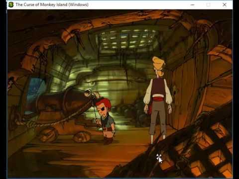 Cómo guardar en Monkey Island 3 (ScummVM)