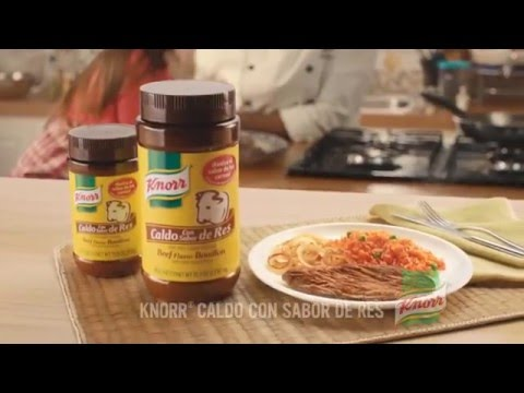 Cómo hacer bistec de res   Knorr® Sabor