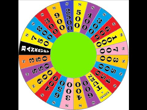 Making a Wheel of Fortune using Flash CS6 and ActionScript3