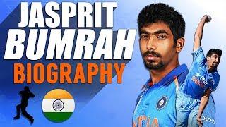 Jasprit Bumrah Biography | Indian Bowler | Bowled Wickets