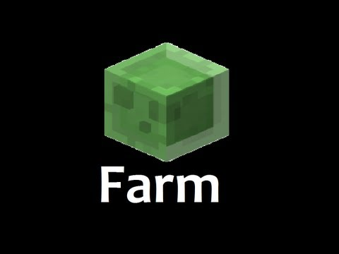 Minecraft - Slime Farm - Xbox 360 and PC
