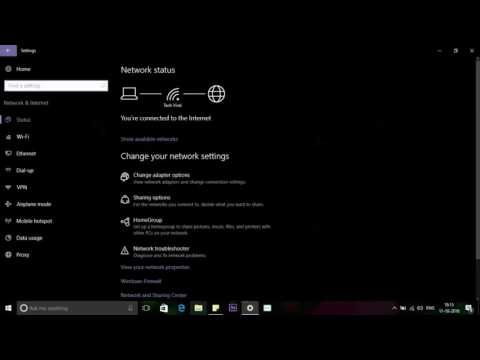 Use Your Windows 10 PC As A Mobile Hotspot