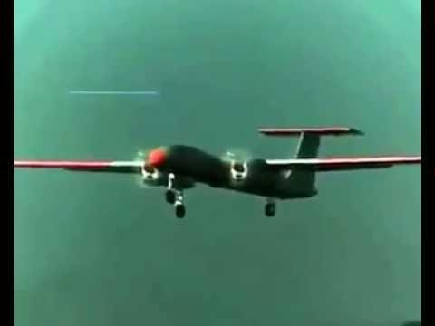 Drdo Rustom 2 / Tapas 201 first flight
