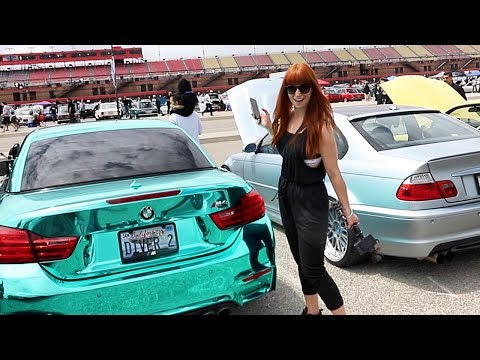 Getting Ideas From Bimmerfest