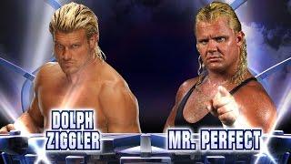 Dolph Ziggler vs. Mr. Perfect: Fantasy Match-Up