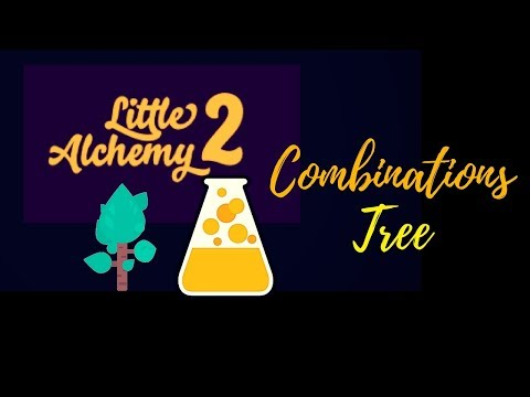 Little Alchemy 2 Combinations-How To Make Tree Cheats & Hints
