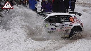 Show & Sideways Shakedown Rally Sweden 2018 [Passats de canto]