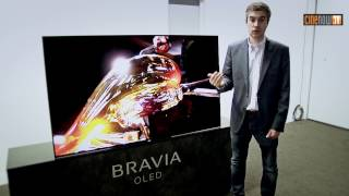 Sony OLED BRAVIA KD-65A1, KD-55A1 & KD-77A1