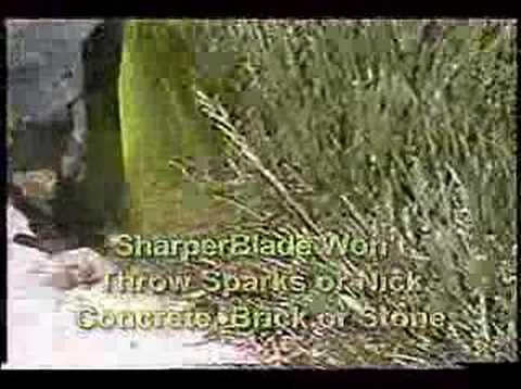 USHardwareSupply.com Sharper Blade Edger
