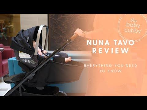 Nuna Tavo Stroller Review   NEW 2018 MODEL