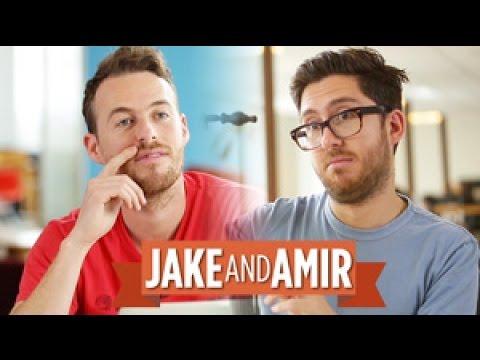 Jake and Amir: Fish Scroll