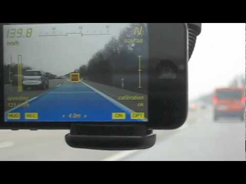 Augmented Driving V2.0 for iPhone
