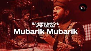 Coke Studio Season 12   Mubarik Mubarik   Atif Aslam & Banur's Band
