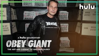 Fan Reactions • Obey Giant on Hulu