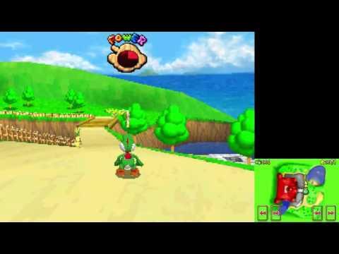Super Mario 64 DS - Supersliding