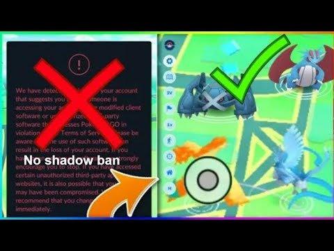 NEW SAFEST METHOD  HOW TO HACK POKEMON GO ON ANDROID and iPHONE!