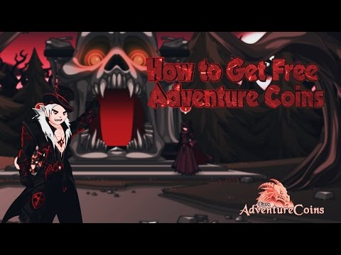 AQW Method to Get Free AC's (Adventure Coin 2014) Commentary