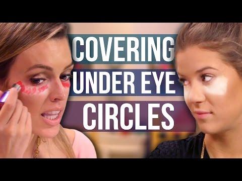 3 Ways To Cover Dark Under Eye Circles