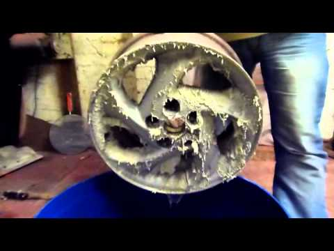 Alloy Wheel Paint & Powder Coating Removal