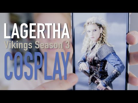 LAGERTHA ⚔ COSPLAY PROJECT ⚔ Part 1