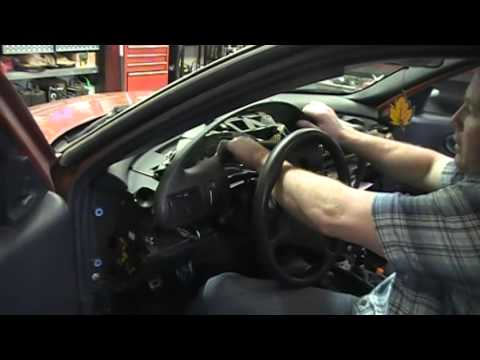 Chevrolet Cavalier Instrument Cluster Removal Procedure by: Cluster Fix