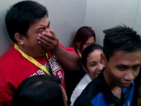 Kenneth Austria: Elevator Ride at RESULTS Companies Mactan