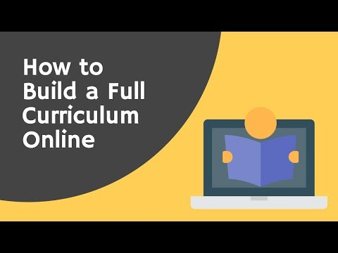 How to Create Your Own Homeschool Curriculum Online