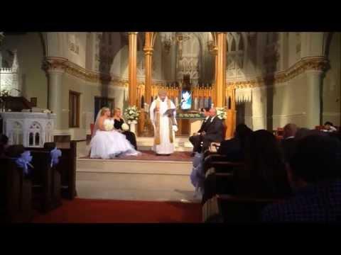 Wedding of Kim and Vito Spadea