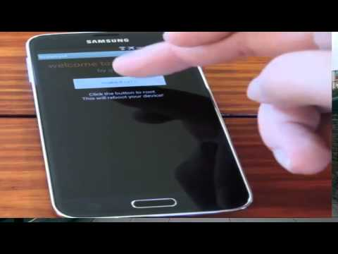 How to Root ALL Samsung Galaxy S5 Variants, Plus Almost Any Other Android Device
