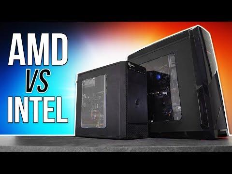 AMD vs INTEL - Battle of the Budget PC's