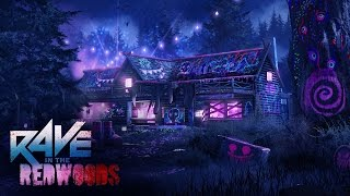 RAVE IN THE REDWOODS: 1ST TIME TO COMPLETE EASTER EGG?!?!