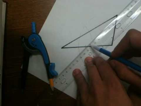 Compass and Straightedge - Perpendicular Bisector