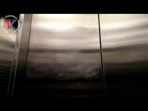 Stainless steel hairline treatment, brushing finish, scratch on elevator door panels.