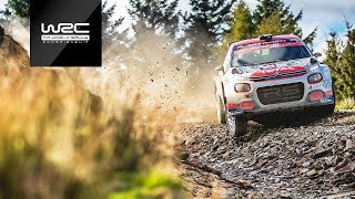 WRC 2 - Dayinsure Wales Rally GB 2018: Event Highlights