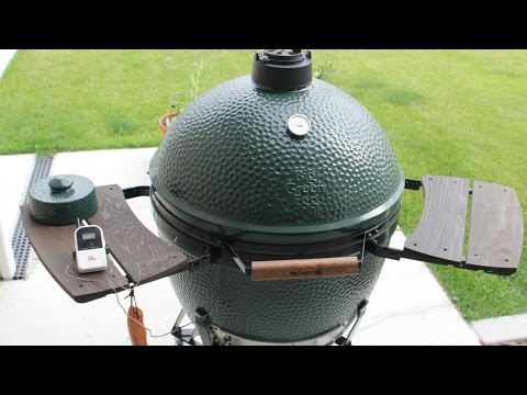 Why the Big Green Egg is Awesome