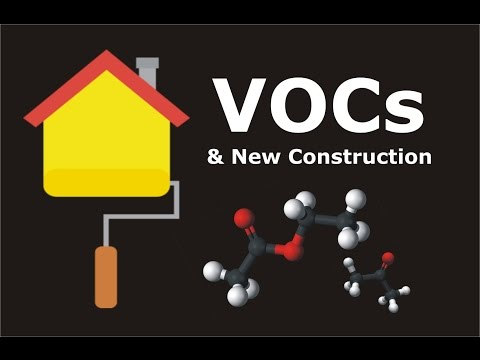 VOCs & New Construction