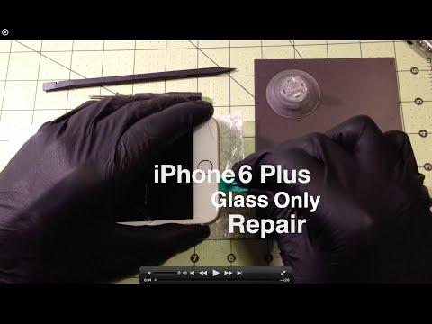 iPhone 6 Plus Glass Only Screen Repair