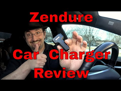 Zendure QC3 Car Charger Review Works Pretty Well!