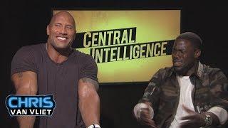 The Rock & Kevin Hart mock John Cena