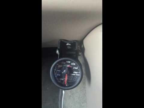Glow stick Maxtow transmission temperature gauge