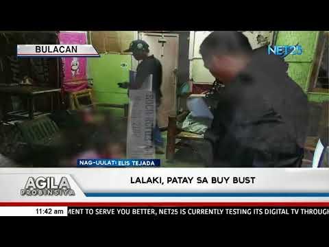 Lalaki, patay sa buy-bust operation sa Malolos, Bulacan