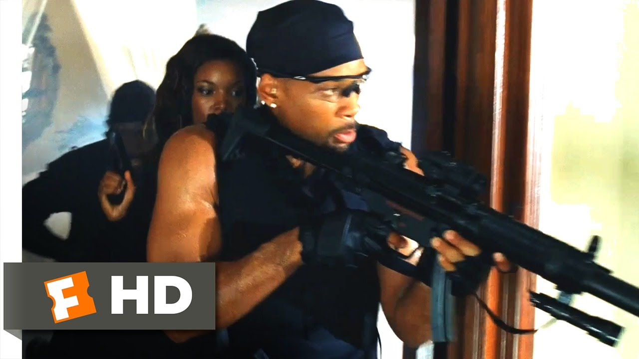 Bad Boys II (2003) - Saving Syd Scene (8/10)   Movieclips
