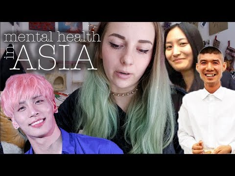 Mental Health in Asia