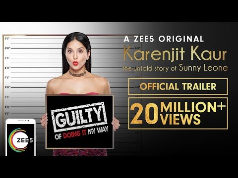 Xxx Mp4 Karenjit Kaur The Untold Story Of Sunny Leone Uncut Trailer Now Streaming On ZEE5 3gp Sex