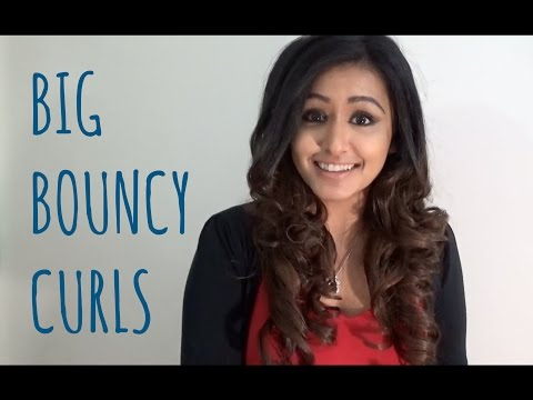 Tutorial | BIG Bouncy Curls using GHDs