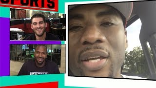 Charlamagne tha God weighs in on Adrien Broner vs. Mikey Garcia | TMZ Sports