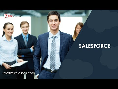 Salesforce Online Training | Salesforce Lightning Training