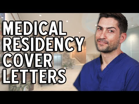 How To Write a Great Cover Letter for Medical Residency