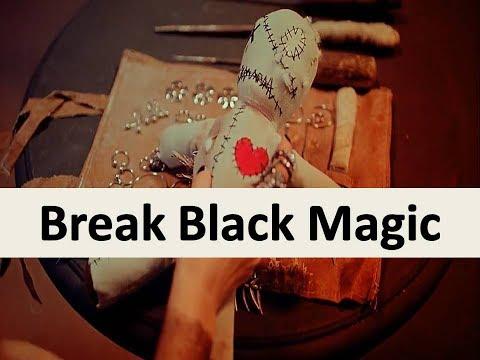 How to break/finish black magic immediately ||