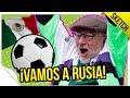 Vamos con Todo a Rusia 2018 | SKETCH MUSICAL | QueParió! ft. Meli G, Mando & Alex Soto